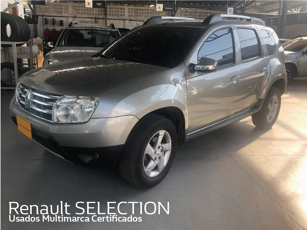 Renault DUSTER AUTOMATICA 2016